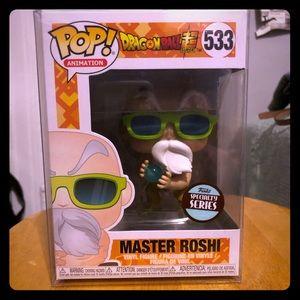 Master Roshi DBS Max Power Funko Pop #533